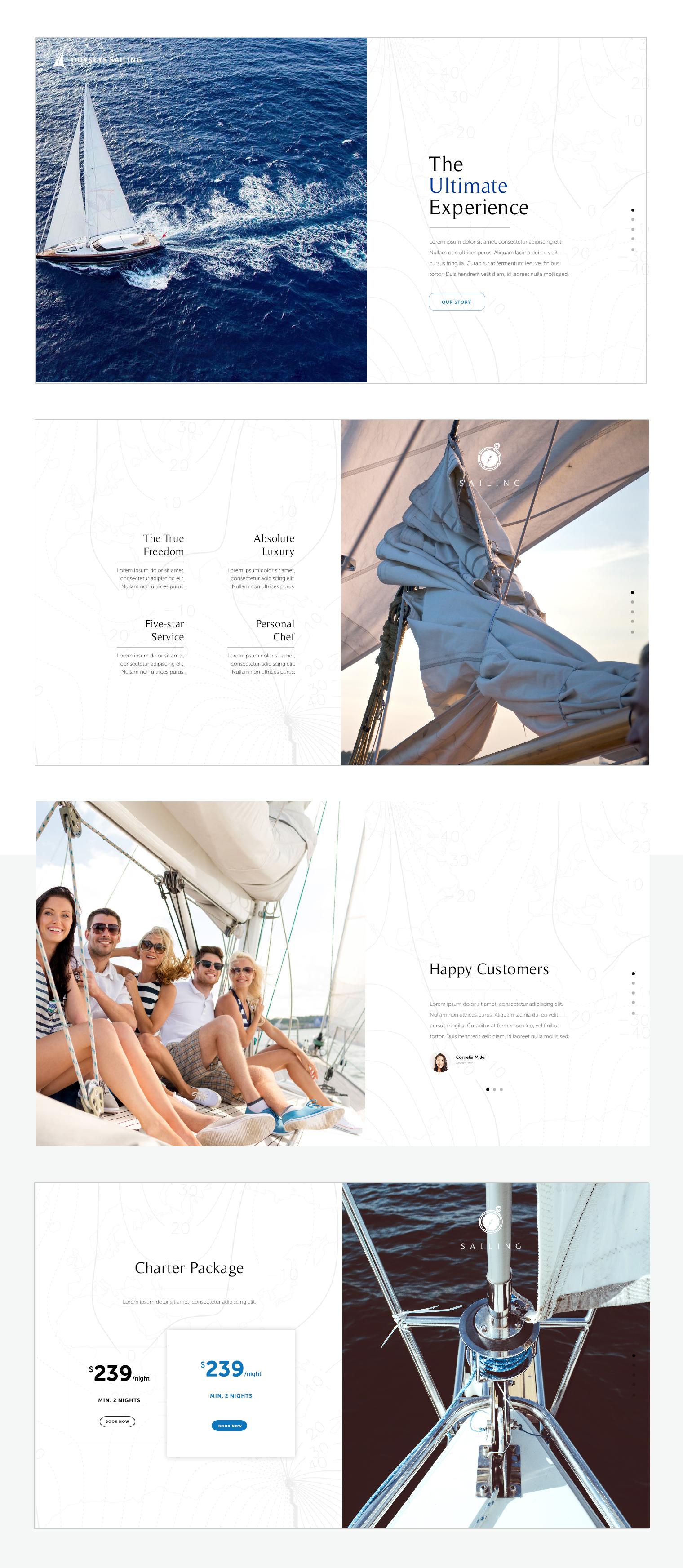 Odyseys Sailing
